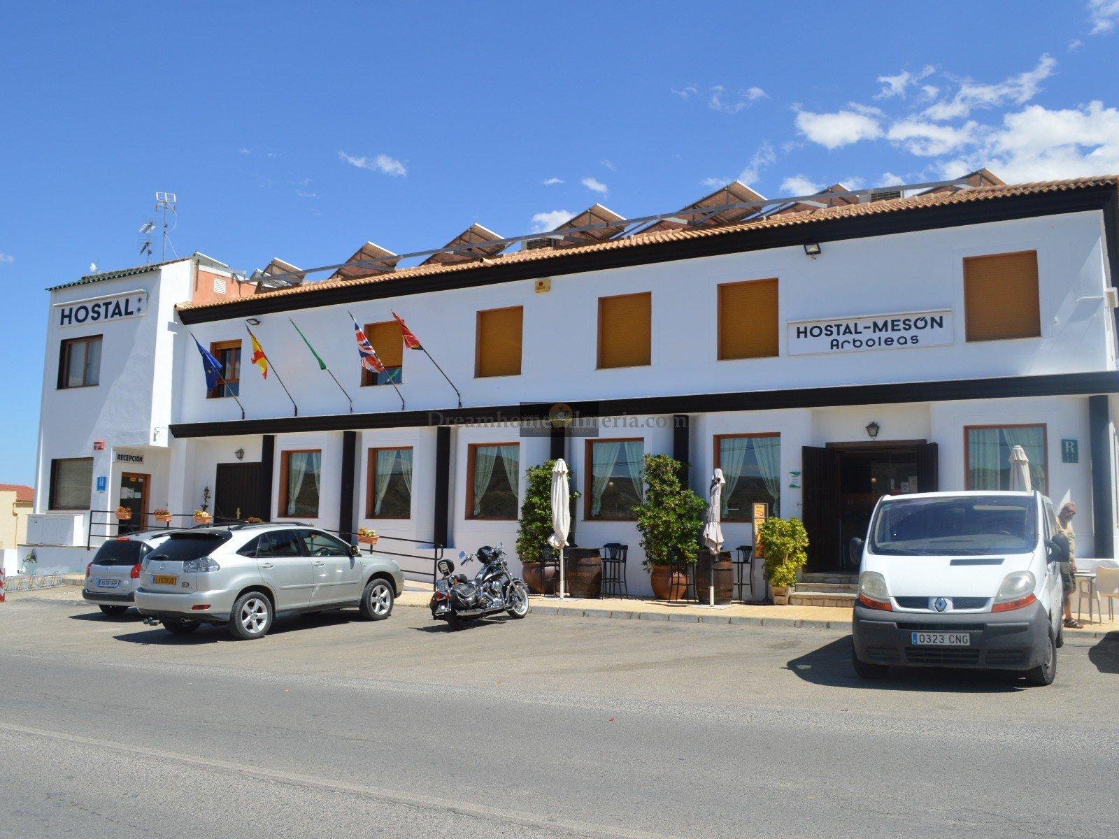 Hostel Meson | Dream Homes Almeria