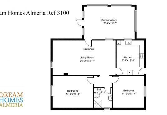 3100 Floor Plan