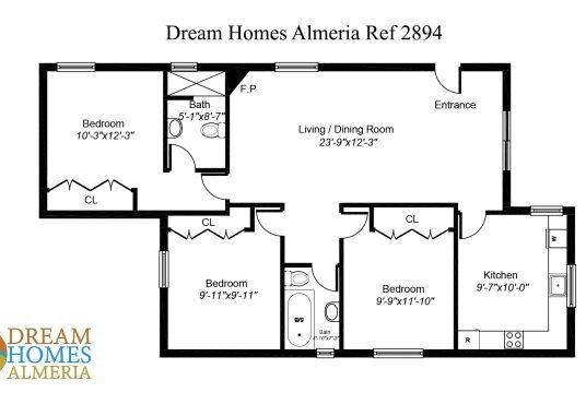 Floorplan 2894